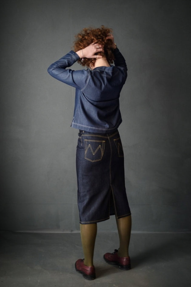 Merchant and Mills Womenswear - The Francine Smock & Dress