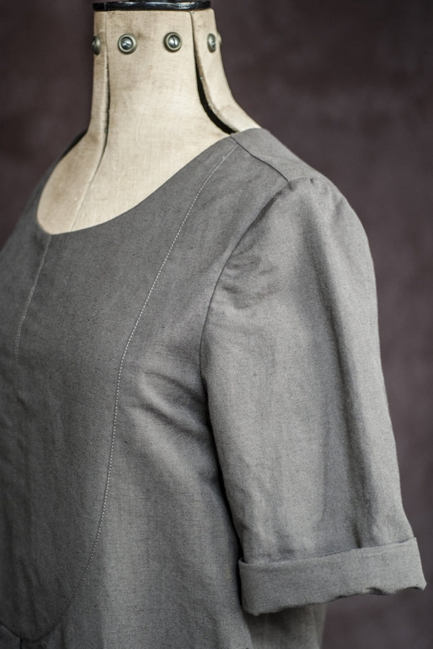 Merchant and Mills Womenswear - The Dress Shirt