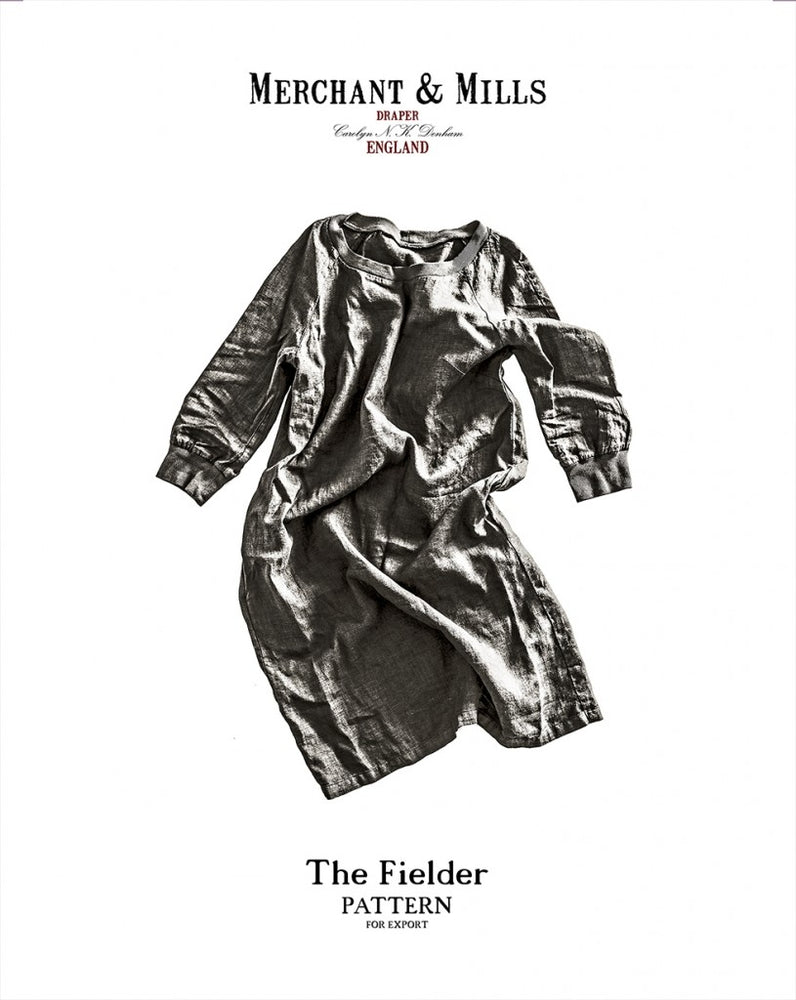 Merchant and Mills Womenswear - The Fielder Dress & Sweater