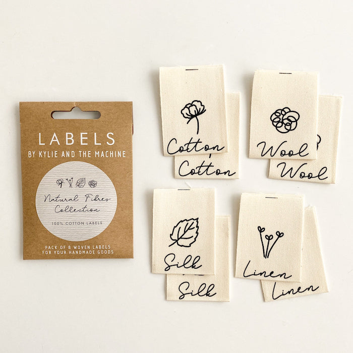 "Labels by KATM - ""Natural Fibres Collection"""