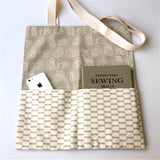 Introduction to Machine Sewing Part 1 - Make a Tote Bag