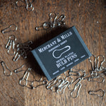 Merchant and Mills - Silver Bulb Safety Pins