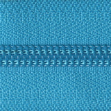 Heavy Nylon Open-Ended Zip - Turquoise 162