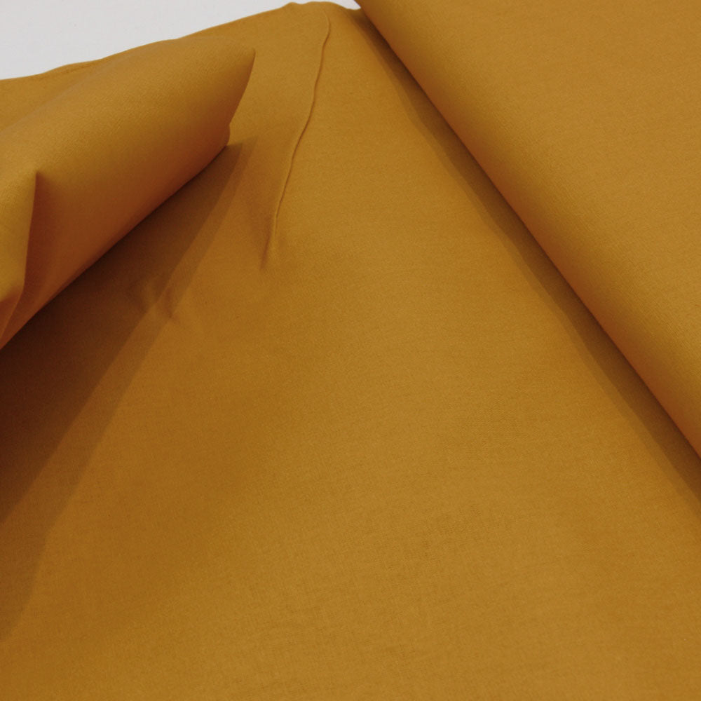Wide Cotton Plains - Ochre