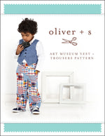 Oliver and S - Art Museum Vest & Trousers