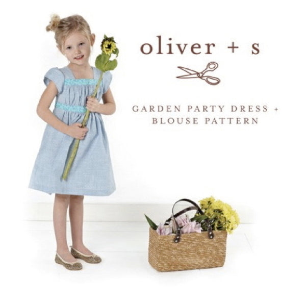 Oliver and S - Garden Party Dress & Blouse