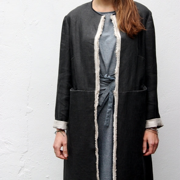 Merchant and Mills Womenswear - The Strand Coat