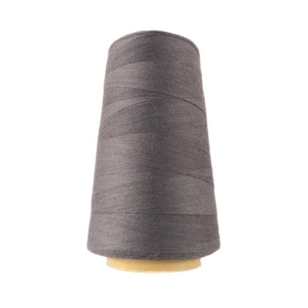 Overlocker Thread 3000yds - Grey 41424