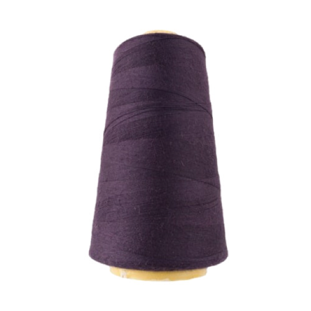 Overlocker Thread 3000yds - Darkest Purple 41428
