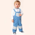 Burda Baby's - 9424 Dungarees & Dress