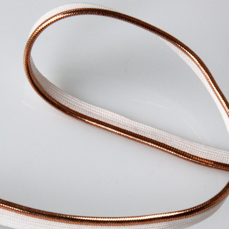 Metallic Piping Cord - Rose Gold