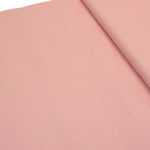 Wide Cotton Plains - Pale Pink