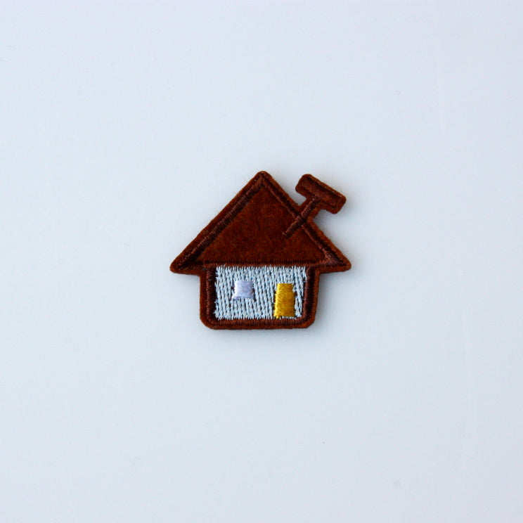 Iron-On Patch - House