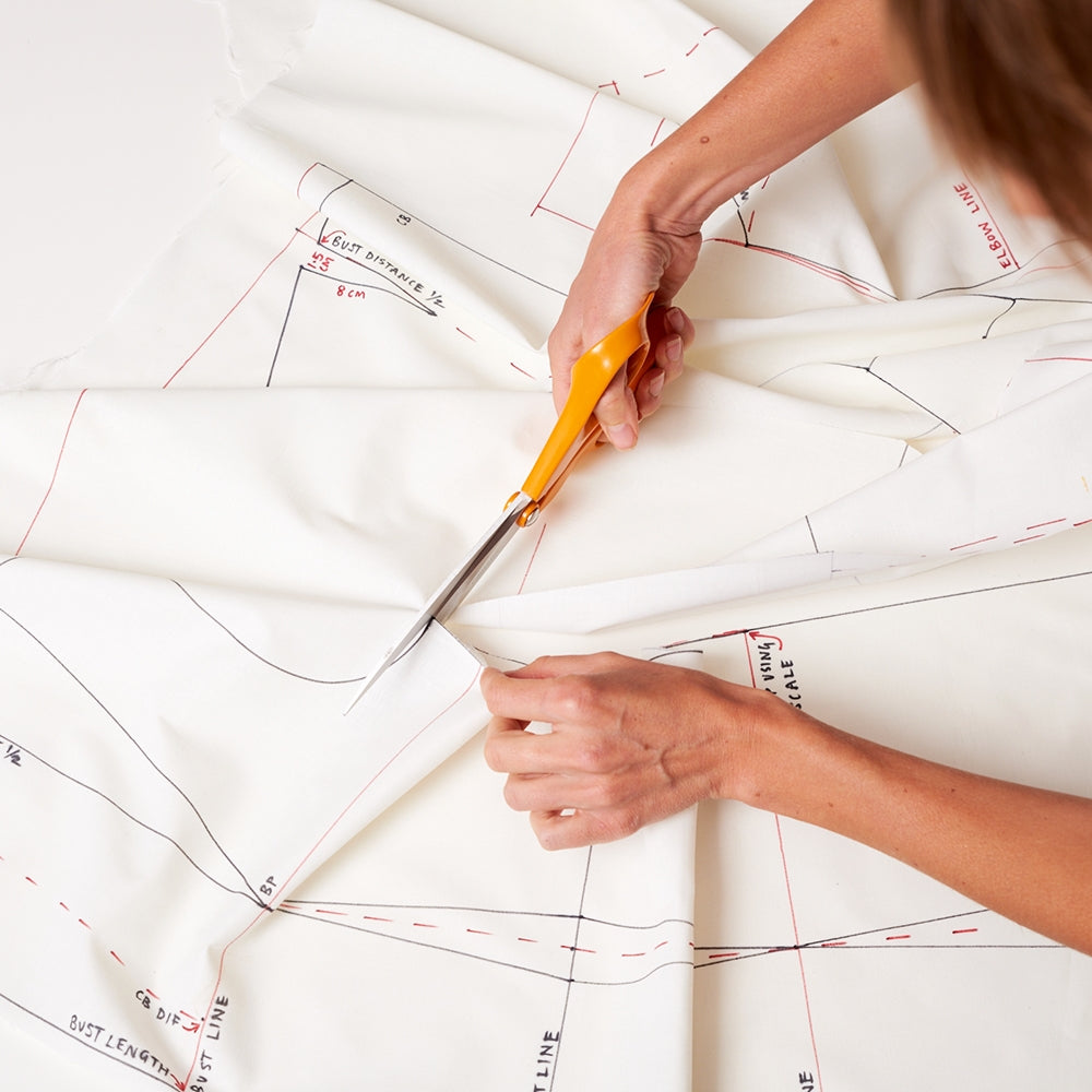 Introductory Pattern Cutting with Alice Prier
