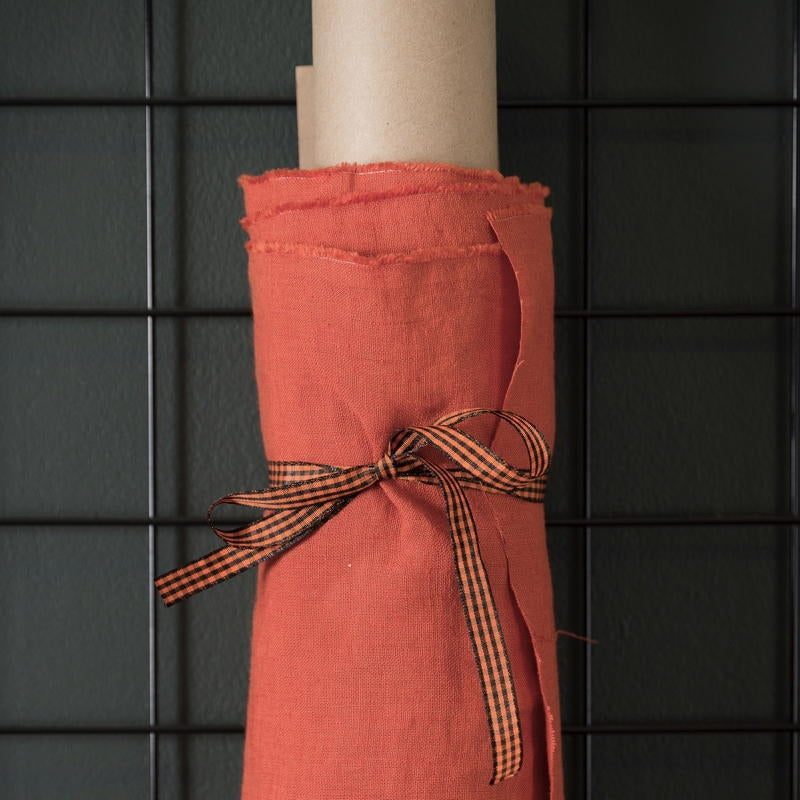 Ray Stitch European Linen - Persimmon