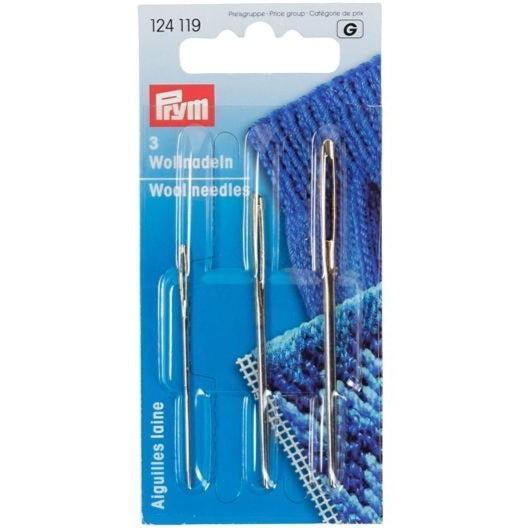 Prym 124119 - Wool and Tapestry Needles