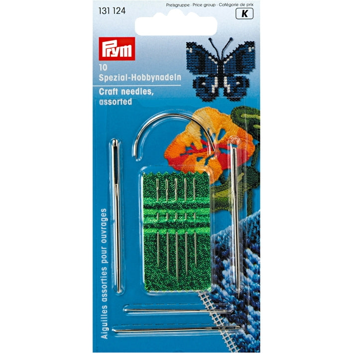 Prym 131124 - Craft & Embroidery Needle Pack