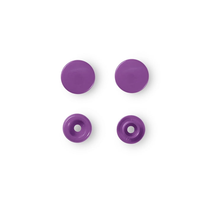 Prym 393141 - Colour Snaps 12.4mm - Purple