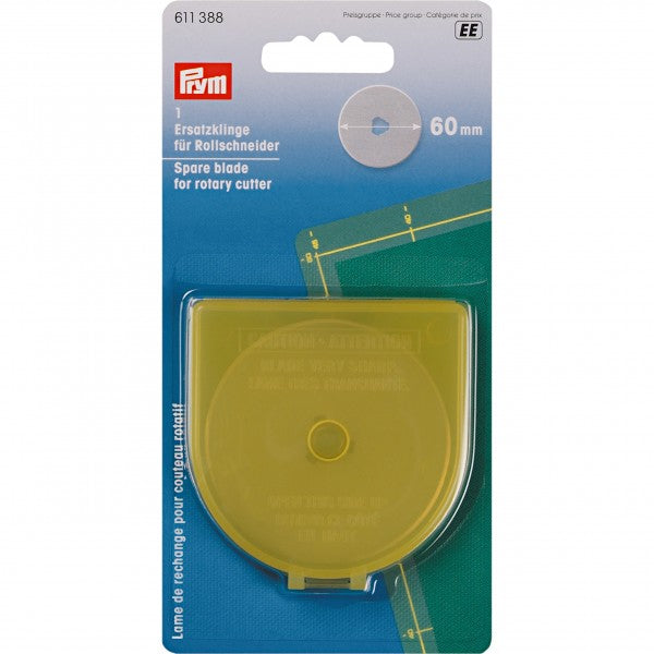 Prym 611388 - Replacement Rotary Cutter Blade 60mm