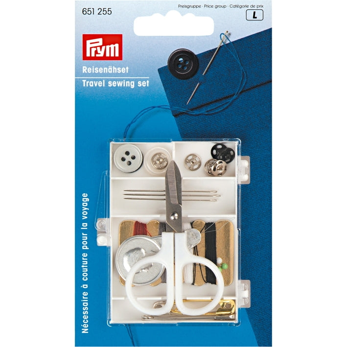 Prym 651255 - Travel Sewing Set