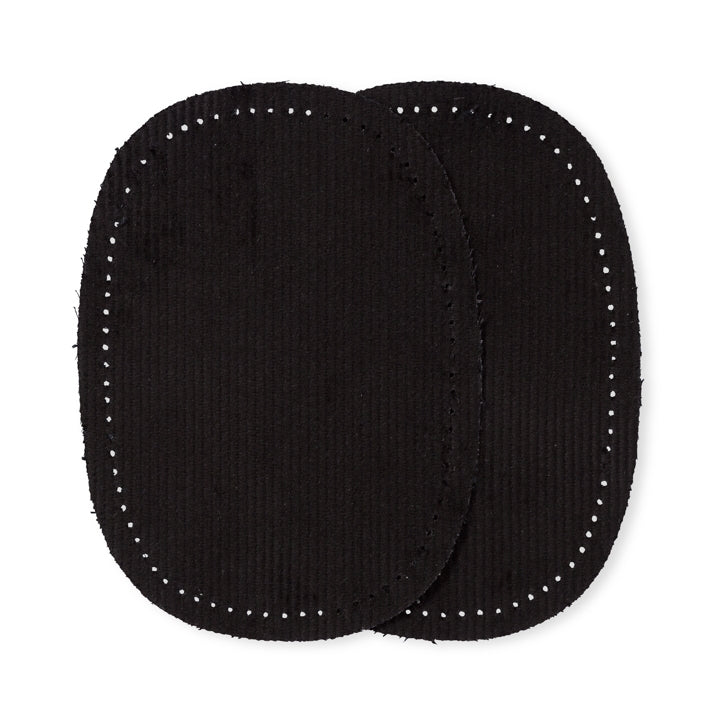 Prym 929320 - Corduroy Mending Patch - Black