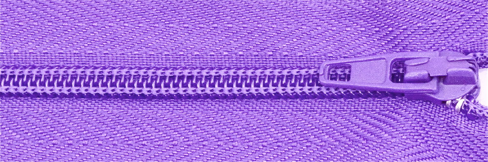 Standard Zip - Purple
