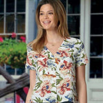 McCall's 8067 - Misses' Button Front Tops #LivMcCalls