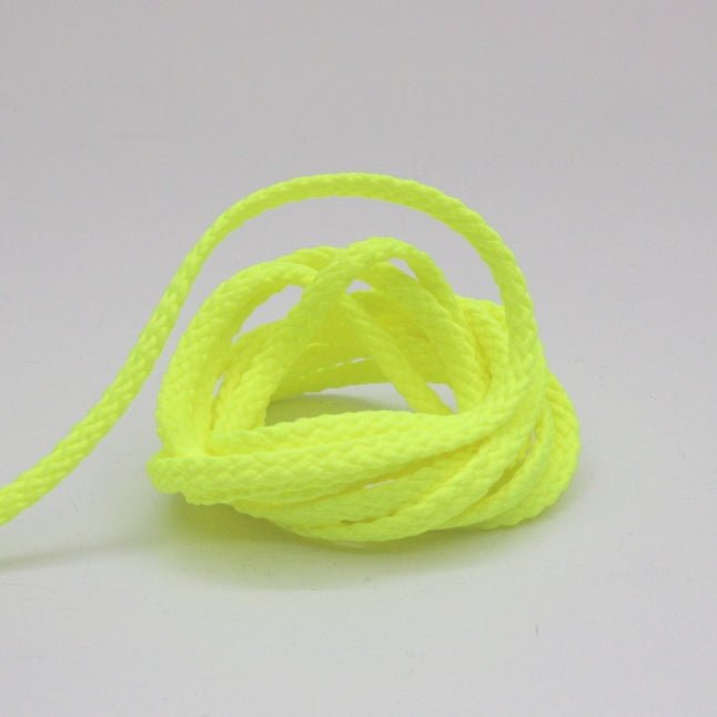 Neon Drawstring Cord 6mm - Fluoro Yellow