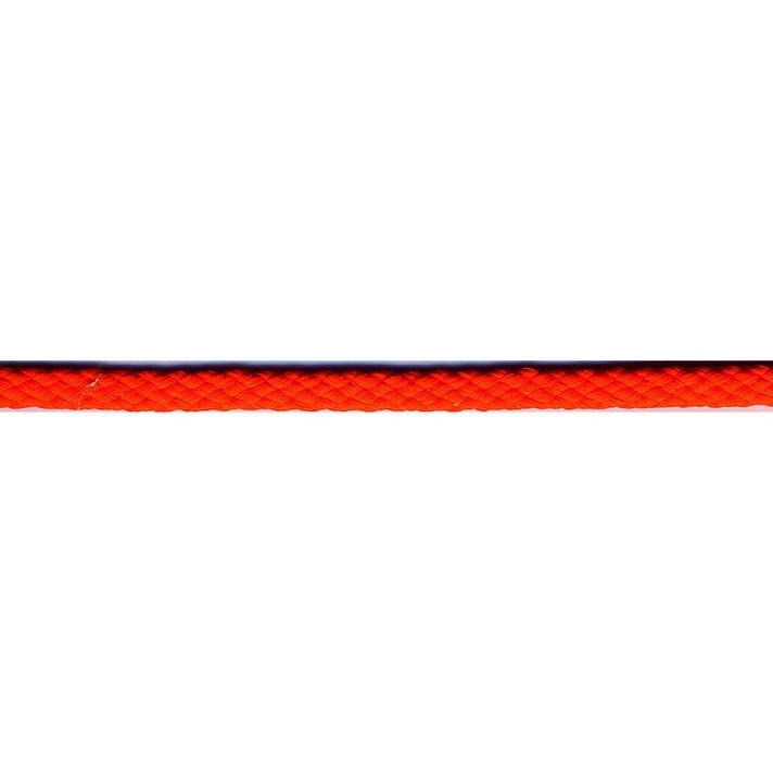 Neon Drawstring Cord 6mm - Fluoro Orange