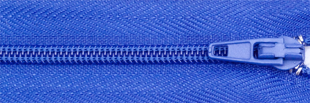 Standard Zip - Royal Blue