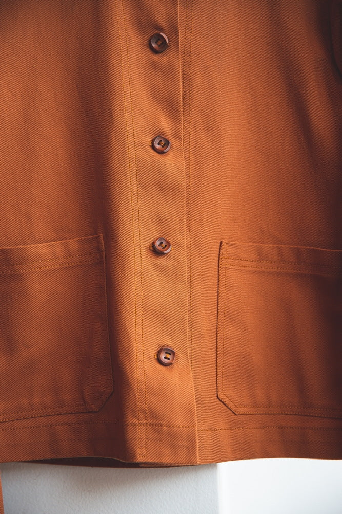 Heavy Cotton Twill - 11 Honey