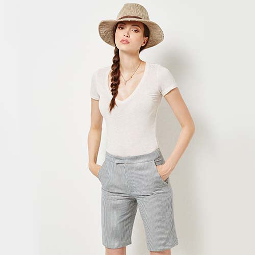 Simplicity 8056 - Amazing Fit Flared Trousers & Shorts