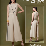 Vogue Patterns - Jumpsuit -1647