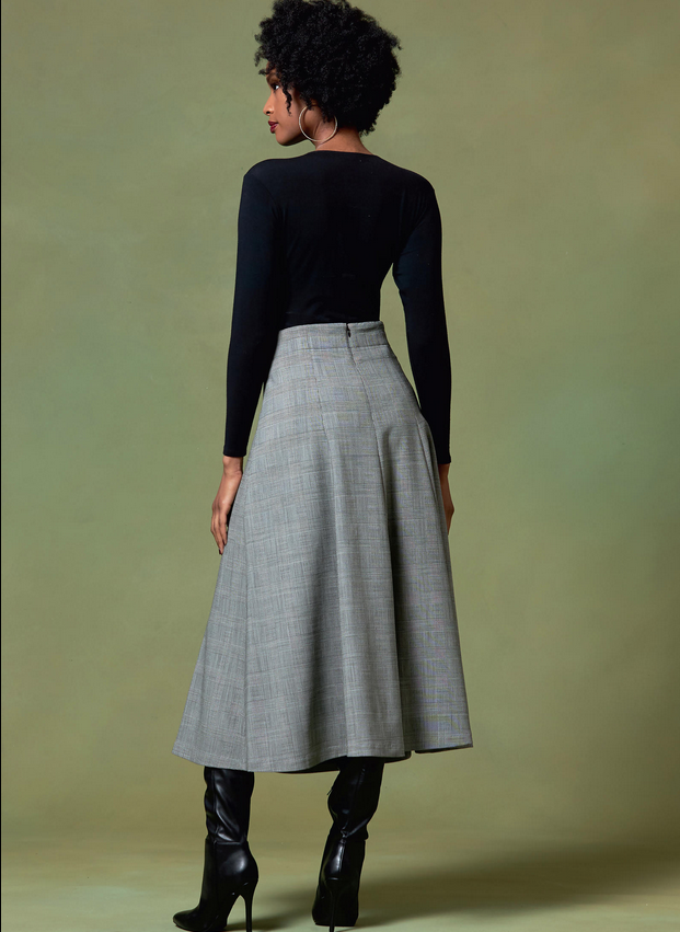 Vogue Patterns - Coat and Skirt -1646