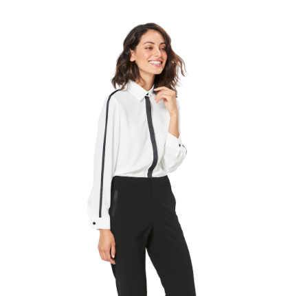 Burda Women's - 6327 Shirt