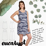 Megan Nielsen - Eucalypt Tank Dress and Top