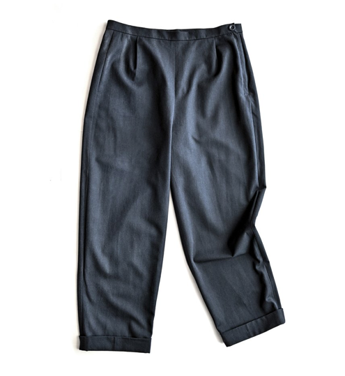 Merchant and Mills Womenswear - The Eve Trouser