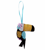 Felt Decoration Kit - Toucan