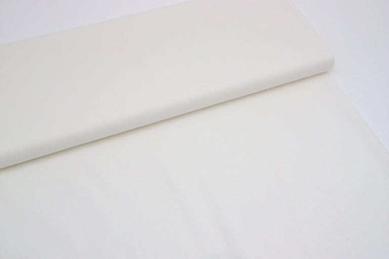 Smooth Cotton Lawn - 3 Ivory