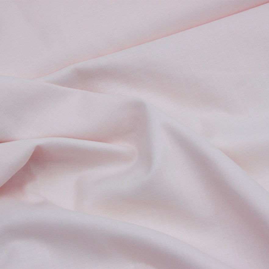 Smooth Cotton Lawn - 44 Powder Pink