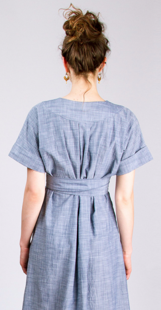 Sew House Seven - The Tea House Top & Dress