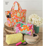 Simplicity Accessories 1153 - Soft Accessory Bags