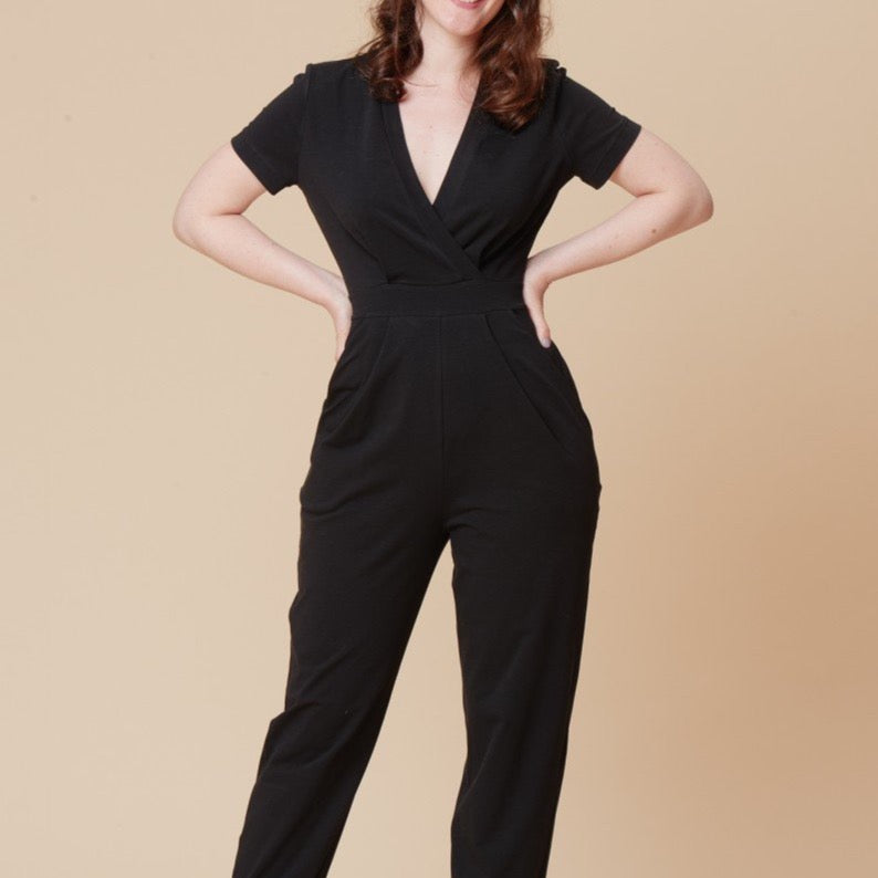 Deer and Doe - Sirocco Knit Jumpsuit