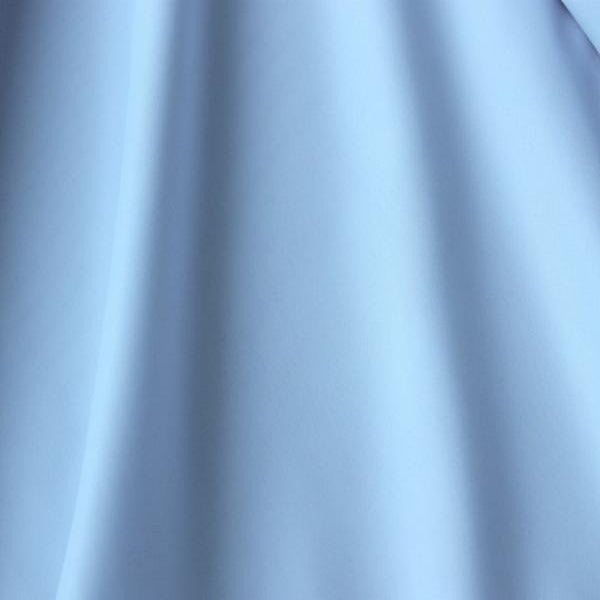 Anti-Static Dress Lining - Sky Blue