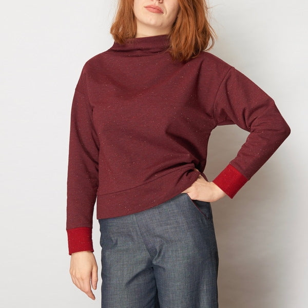 Sewing with Stretch - Make a Sweatshirt