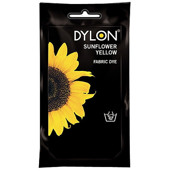 Dylon Handwash Dye - Sunflower Yellow