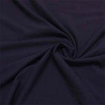 Single Cotton Jersey - Navy