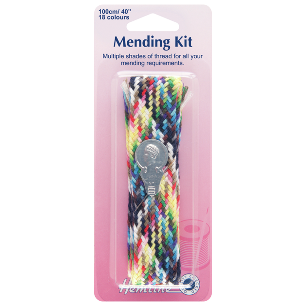 Mending Kit - Thread Plait