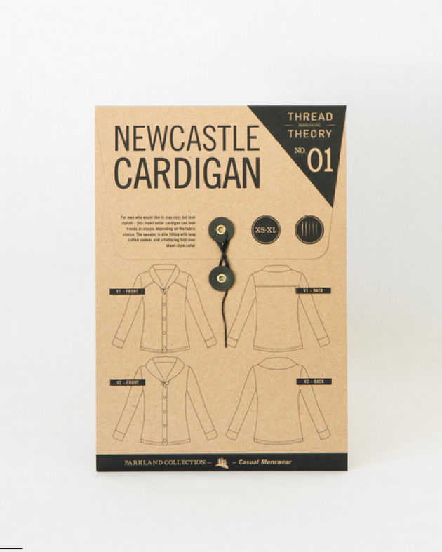 Thread Theory - Newcastle Sweater Cardigan