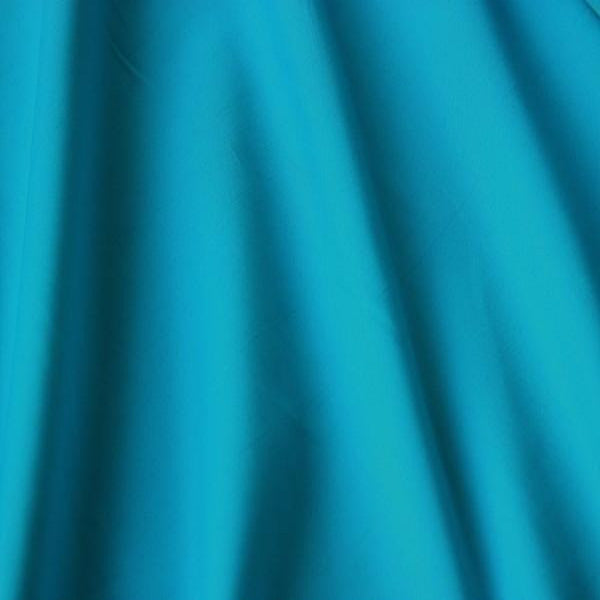 Anti-Static Dress Lining - Turquoise